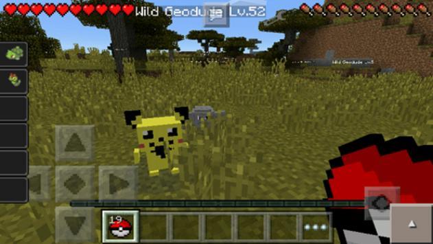 Pixel Mod for Minecraft PE screenshot 2