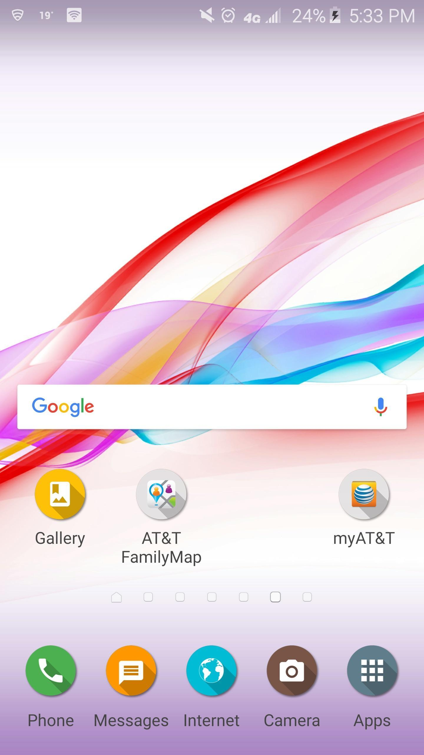 Theme for Samsung Z2 /Galaxy A for Android - APK Download