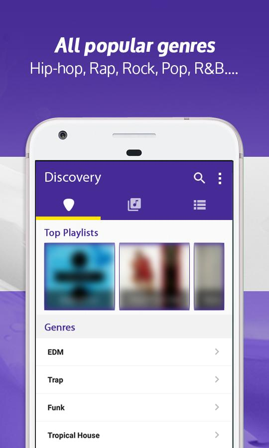 Tube MP3 Music Download Player - Free Mp3 Songs for Android