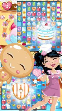 Cake Story - Match 3 Puzzle screenshot 1