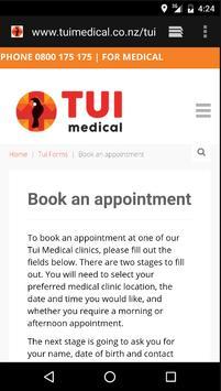 Tui Medical screenshot 4