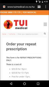 Tui Medical screenshot 5