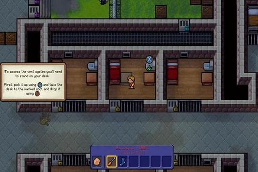 New The Escapist Guide apk screenshot