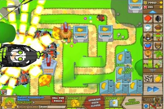 New Bloons TD 5 Tips screenshot 1