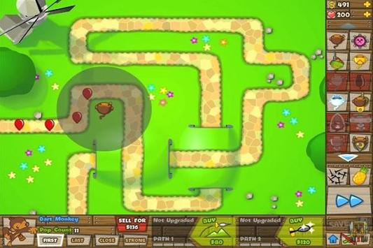 New Bloons TD 5 Tips screenshot 5