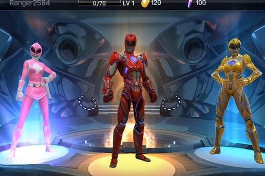 New Power Rangers Tips apk screenshot