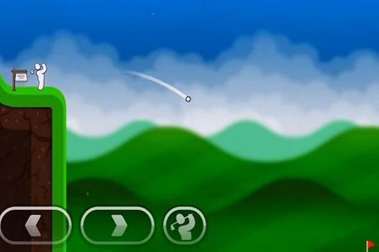 New Super Stickman Golf 3 Tips poster