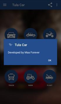 Tula Car apk screenshot