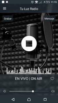 Tu Luz Radio poster