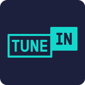TuneIn: Stream NFL Radio, Music, Sports & Podcasts icon