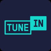 TuneIn: Stream NFL Radio, Music, Sports & Podcasts icon