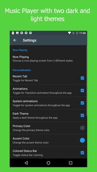 Di Music player - Mp3 music player, Audio player screenshot 2