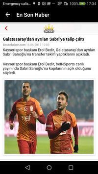 Turkish Newspapers screenshot 10