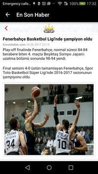 Turkish Newspapers screenshot 22