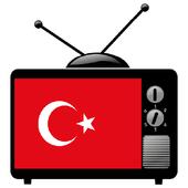 Turkey Free TV Channels icon