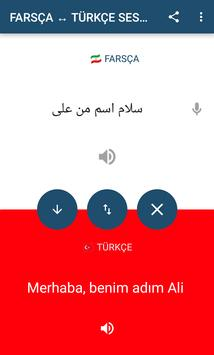 Turkish  Persian Translator screenshot 3