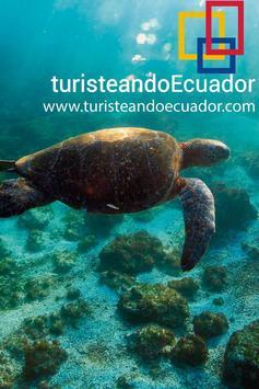 Turisteando Ecuador poster