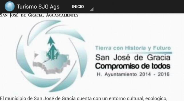 App Turismo San José de Gracia screenshot 2