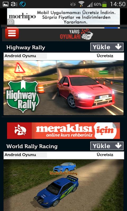 Yarış Oyunları For Android Apk Download