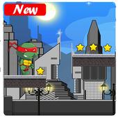 Ninja and Turtle Run Adventure icon