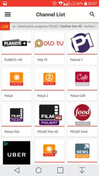 Poland Free TV Electronic Program Guide poster