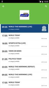 Pakistan TV EPG Free apk screenshot