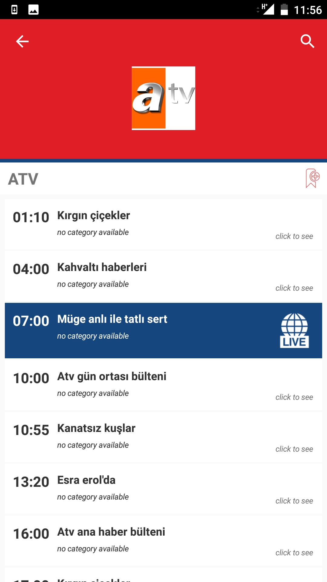 Turkey TV EPG for Android - APK Download