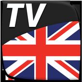 UK TV EPG Free icon