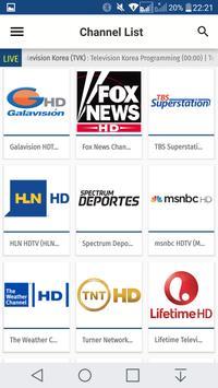 USA TV EPG Free apk screenshot