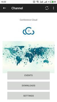 Conference Cloud screenshot 1