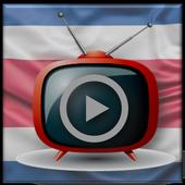 Tv Costa Rica Online icon