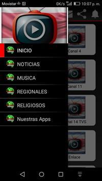 Tv Costa Rica Online screenshot 3