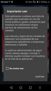 Tv Costa Rica Online screenshot 1