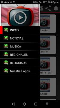 Tv Costa Rica Online screenshot 10