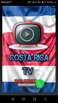 Tv Costa Rica Online screenshot 7