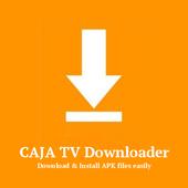 Caja TV App Downloader - Easy download & install icon