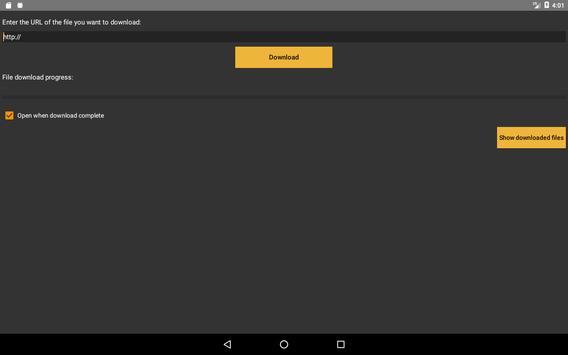 Caja TV App Downloader - Easy download & install screenshot 3