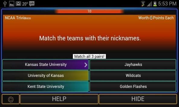 Brainrave Trivia screenshot 3