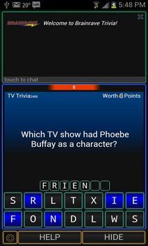 Brainrave Trivia screenshot 1