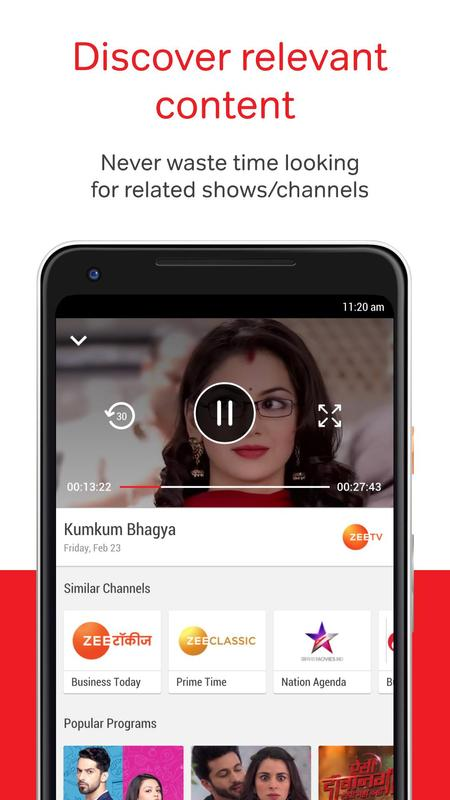 Airtel Tv Movies Tv Series Live Tv Apk Download Free