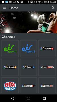 eir Sport Just Mobile apk screenshot