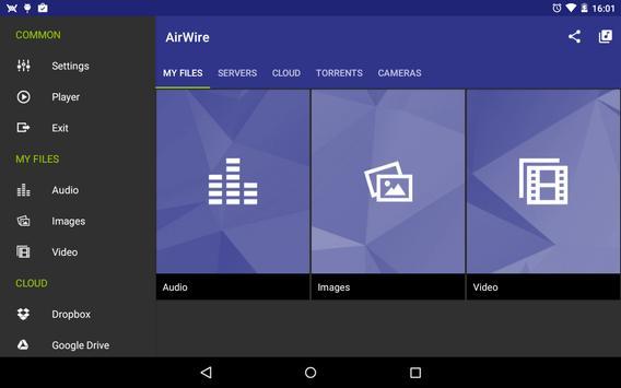AirWire captura de pantalla 16