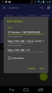 AirWire captura de pantalla 2