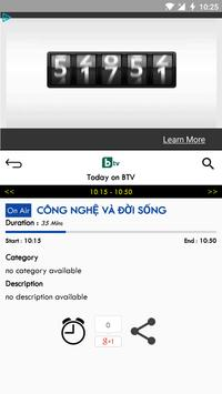 TV Vietnam Free TV Listing apk screenshot