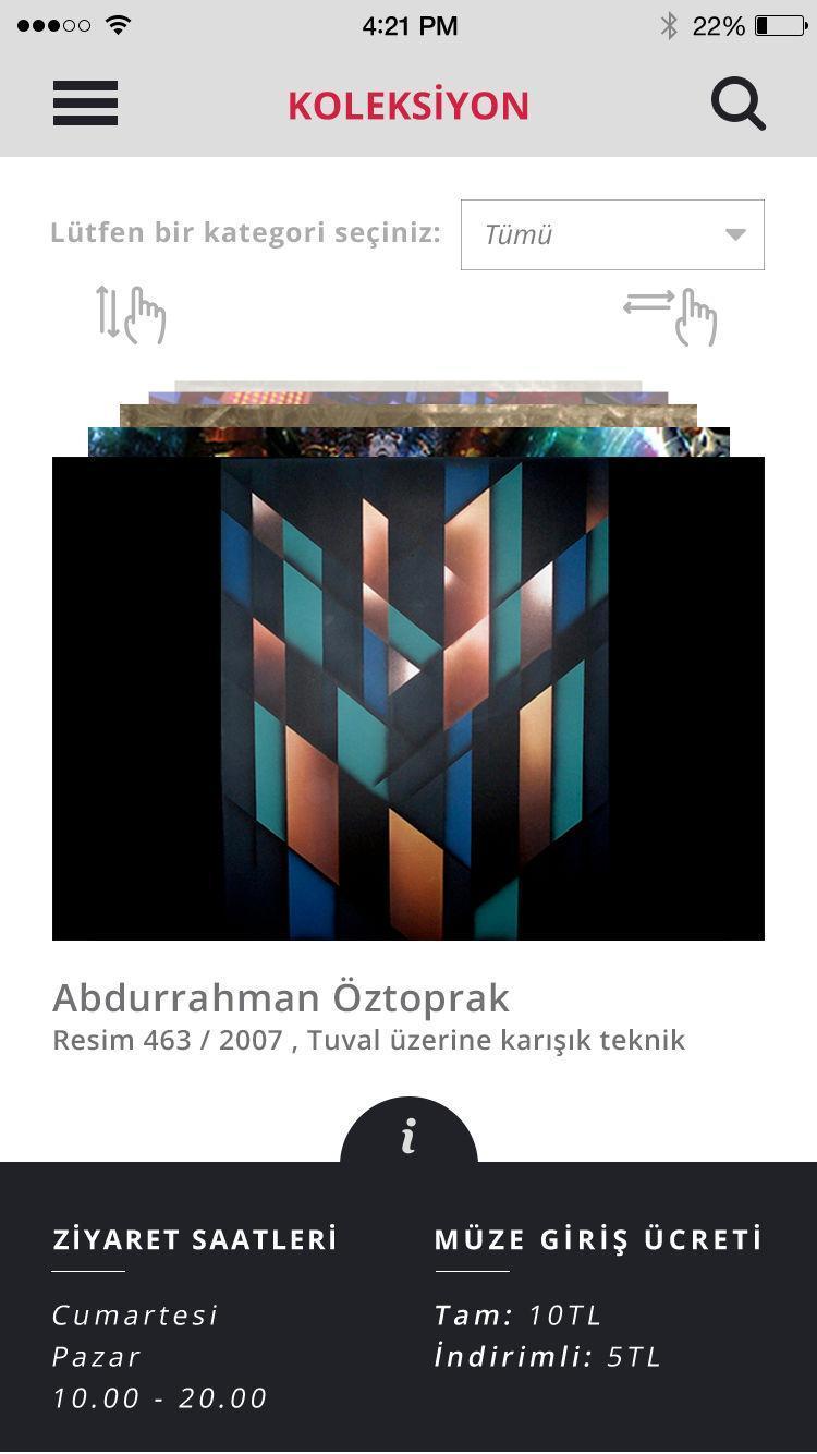 Borusan Contemporary poster