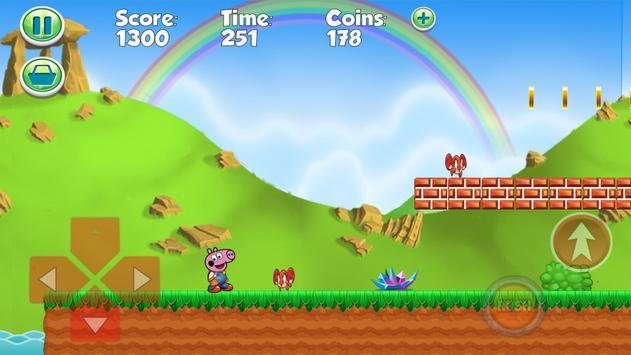 Super Pepa Pig Adventure 1 screenshot 2