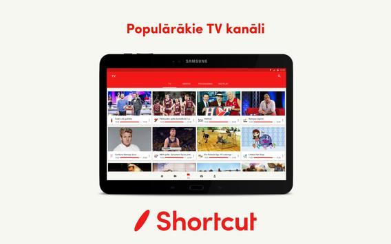 Shortcut.lv apk screenshot