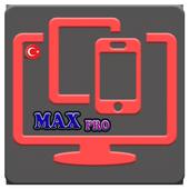 Canlı TV Max Pro icon