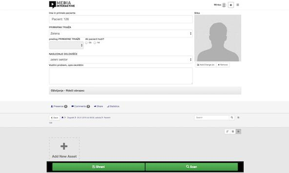 NMP screenshot 1