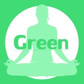 Green Yoga icon